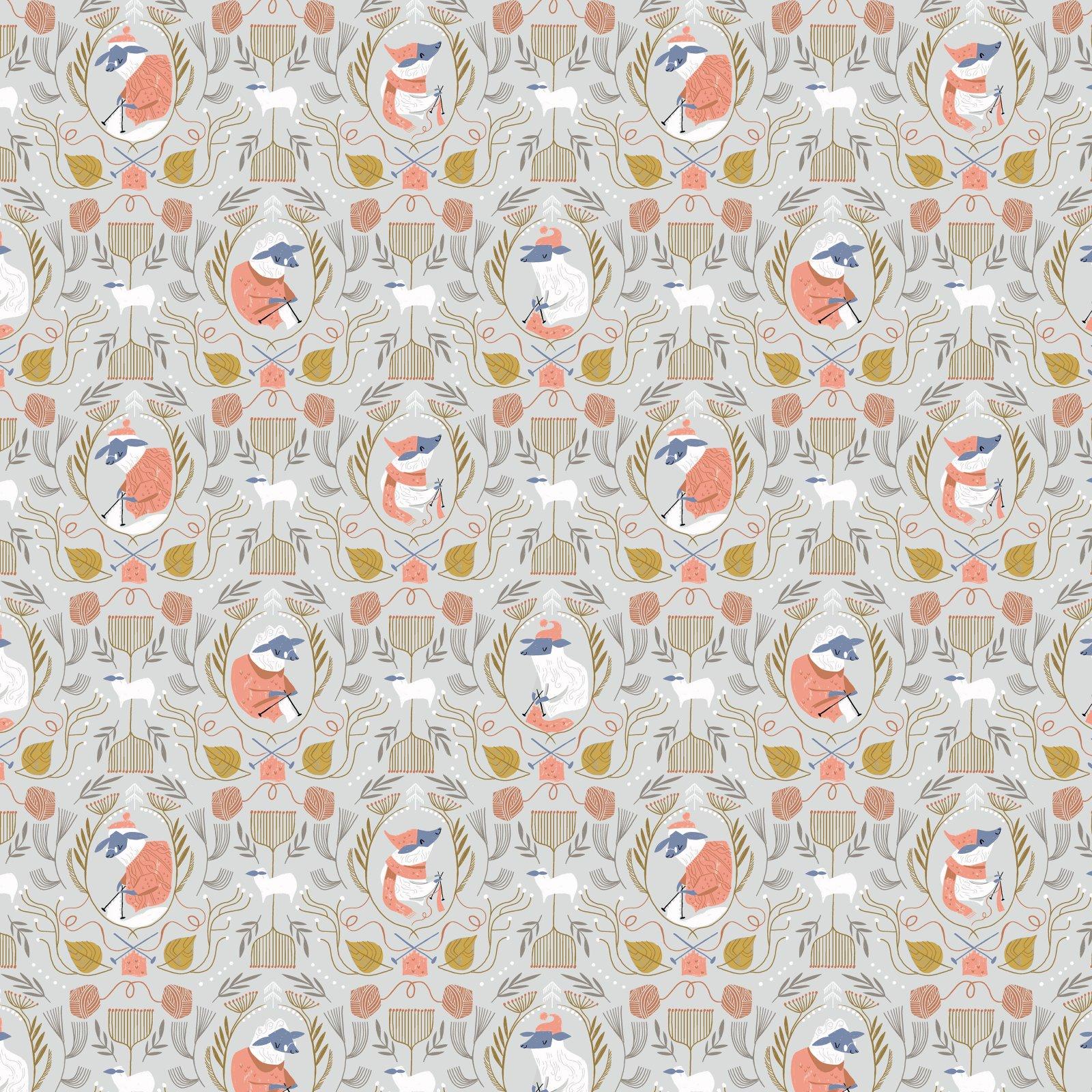Rae Ritchie Sheepish - Sheepish (Oatmeal)