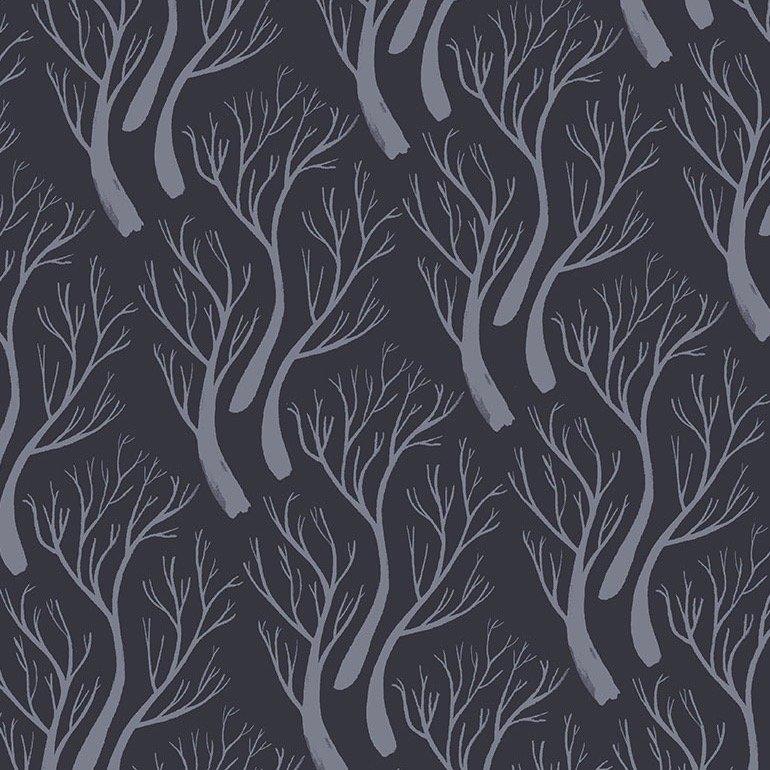 Dear Stella Toil & Trouble - Trees (Graphite)