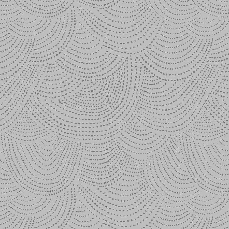 Rae Ritchie Sheepish - Scallop Dot (Grey)