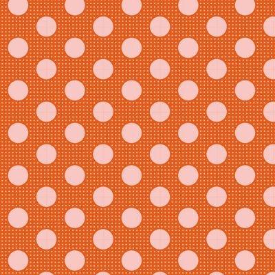 Tone Finnanger Tilda - Medium Dots (Ginger)