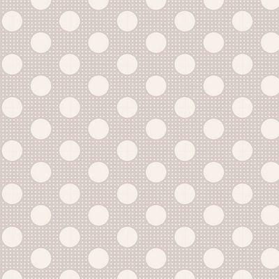 Tone Finnanger Tilda - Medium Dots (Light Grey)