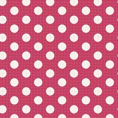 Tone Finnanger Tilda - Medium Dots (Red)
