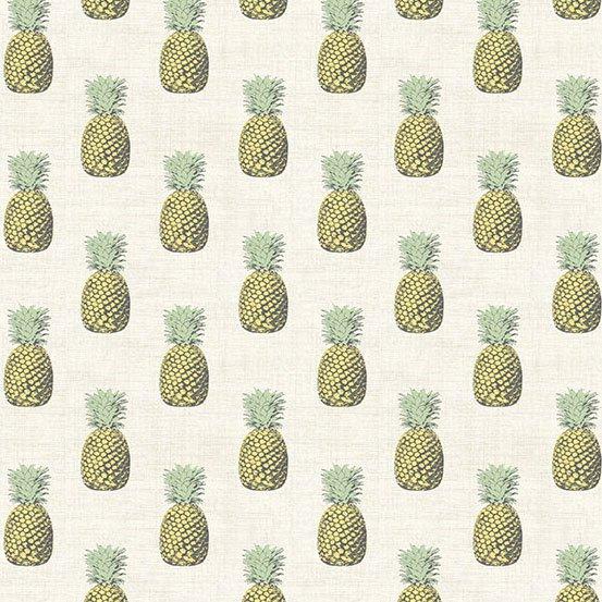 Makower UK Fern Garden - Pineapple (Paper)