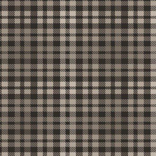 Primo Plaid - Highland (Gray)