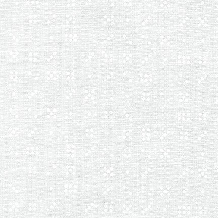 Violet Craft Modern Classics - Domino Dots (White)