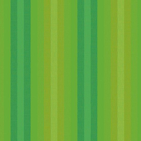 Alison Glass Kaleidoscope - Stripes and Plaids (Lichen Stripes)