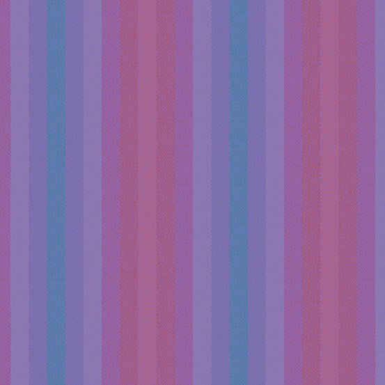 Alison Glass Kaleidoscope - Stripes and Plaids (Thistle Stripes)