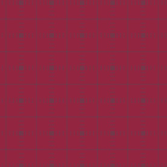 Giucy Giuce Entwine -  Plaid (Ruby)