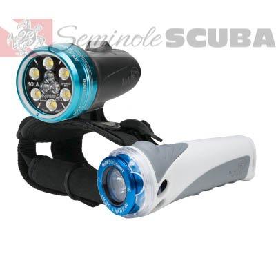 Light & Motion SOLA 1200 Combo Kit