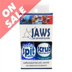 SPIT & SCRUB COMBO PACK BY JAWS