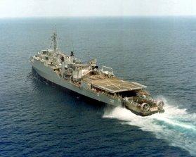 USS Spegiel Grove