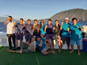 Deep Blue Crew