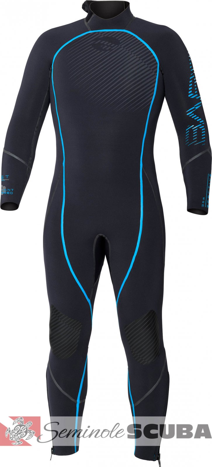 BARE 3MM Reactive Full Suit