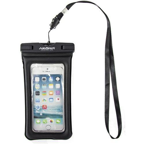 AKONA GOBI DRY PHONE BAG W/LANYARD