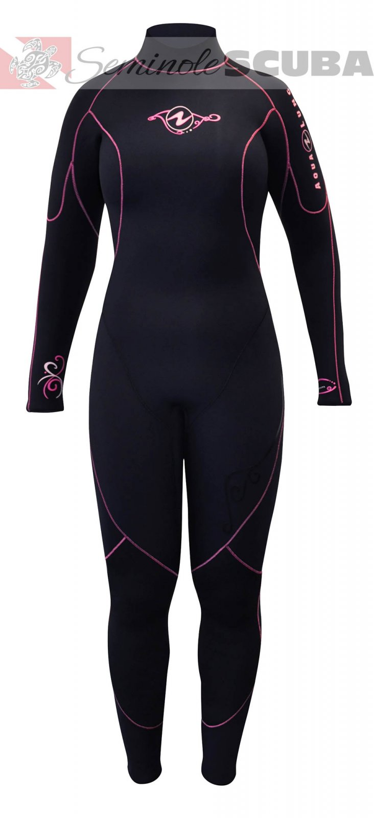 Aqua Lung 5MM Womens Aquaflex Full Suit