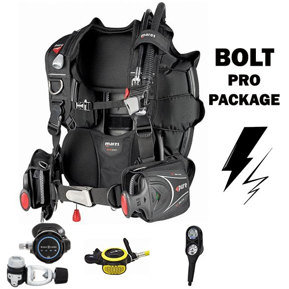 BOLT PRO PACKAGE
