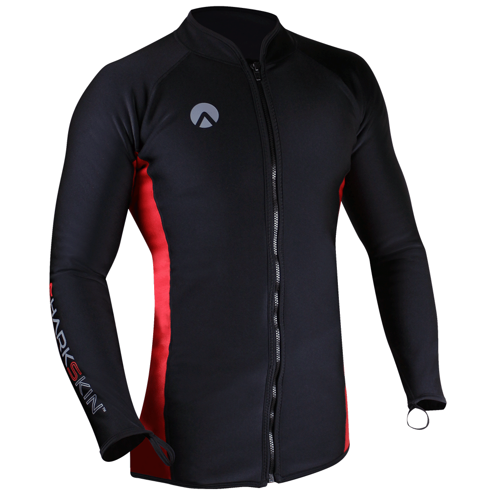 SharkSkin Chillproof Mens FRONT Zip Jacket