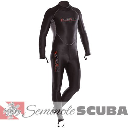 SharkSkin Chillproof Mens Rear Zip Suit