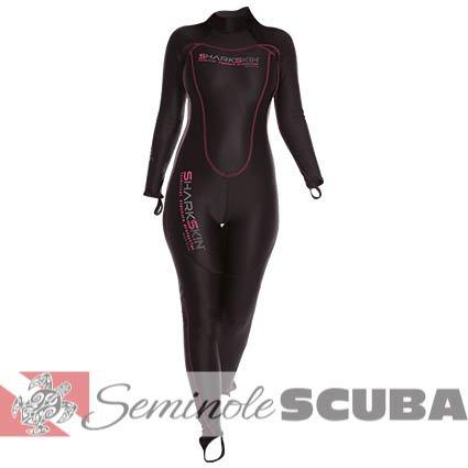 SharkSkin Chillproof Womens Rear Zip Suit