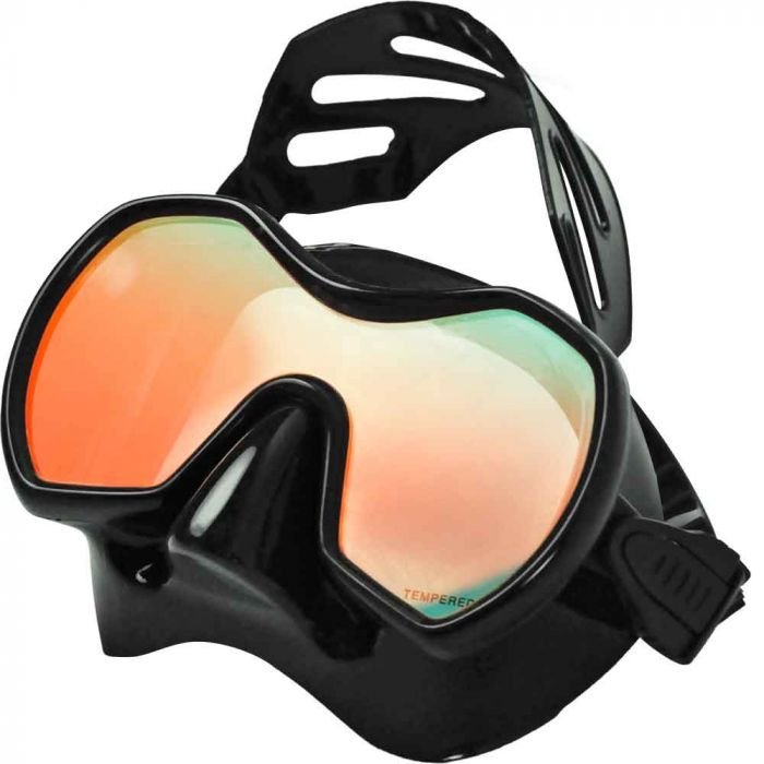 DEEPSEE (BY AQUALUNG) PROFILE FRAMELESS MASK