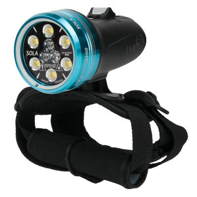 Light & Motion SOLA Dive Light
