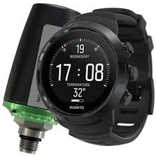 Suunto D5 with Tank Pod and USB Cable