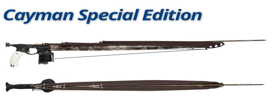 OMER CAYMAN HF SPECIAL EDITION SPEARGUN