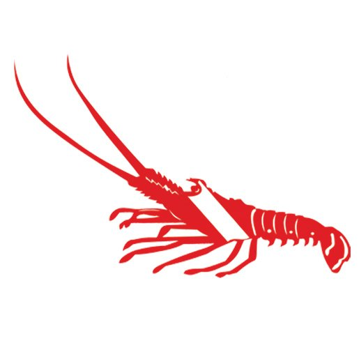 Lobster sticker