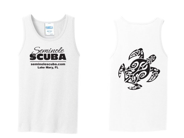 SEMINOLE SCUBA TANK TOP