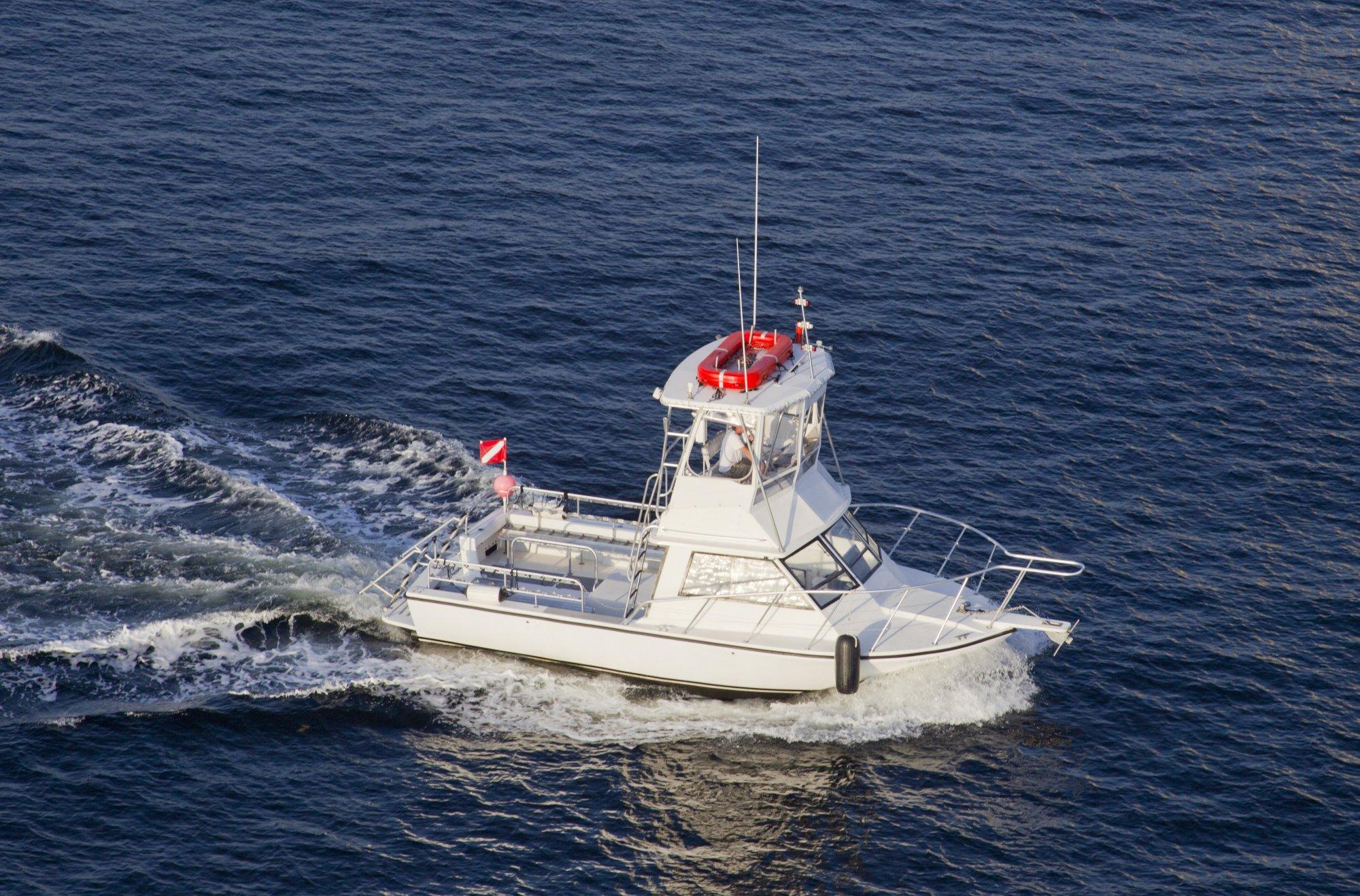 West Palm Beach Offshore Dive Trip