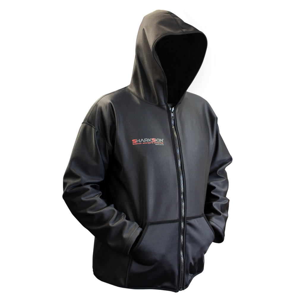 Sharkskin Chillproof Hooded Jacket