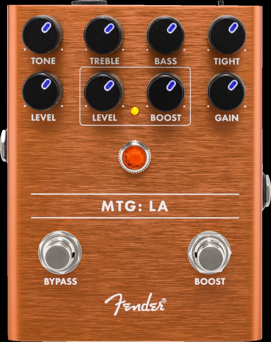 Fender MTG: LA® Tube Distortion