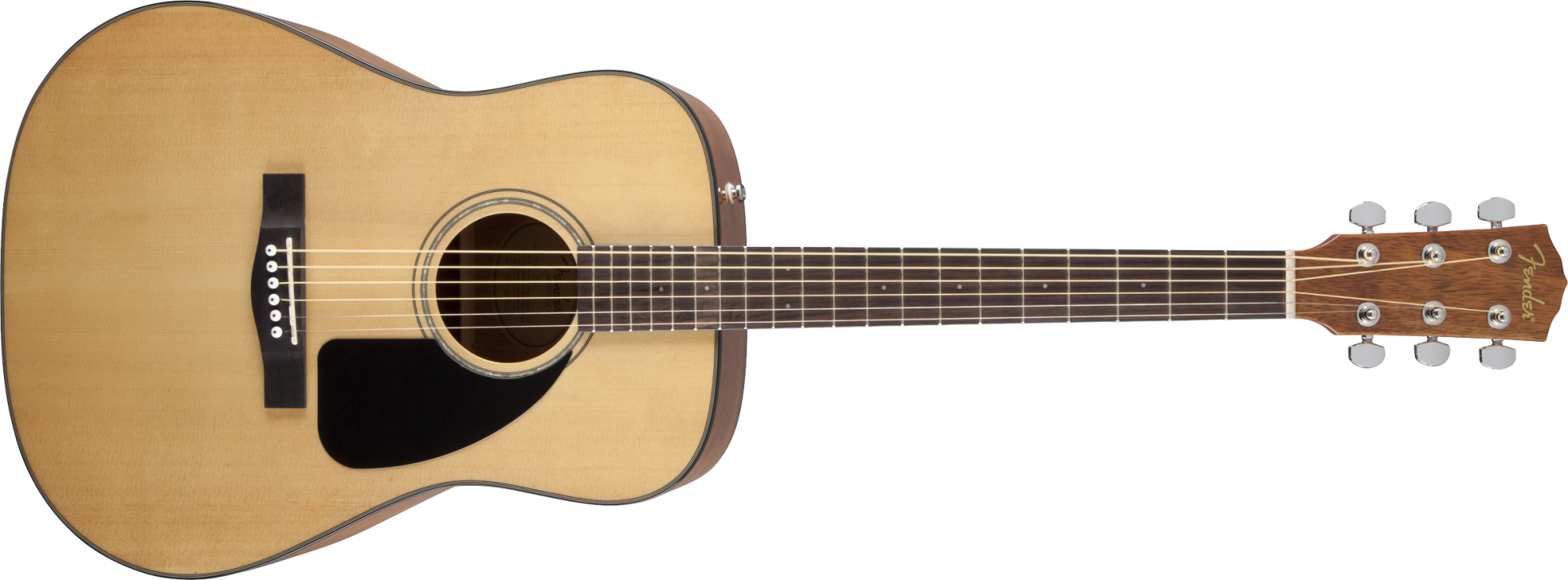 Fender CD-60 Dreadnought V3 w/Case, Walnut FB