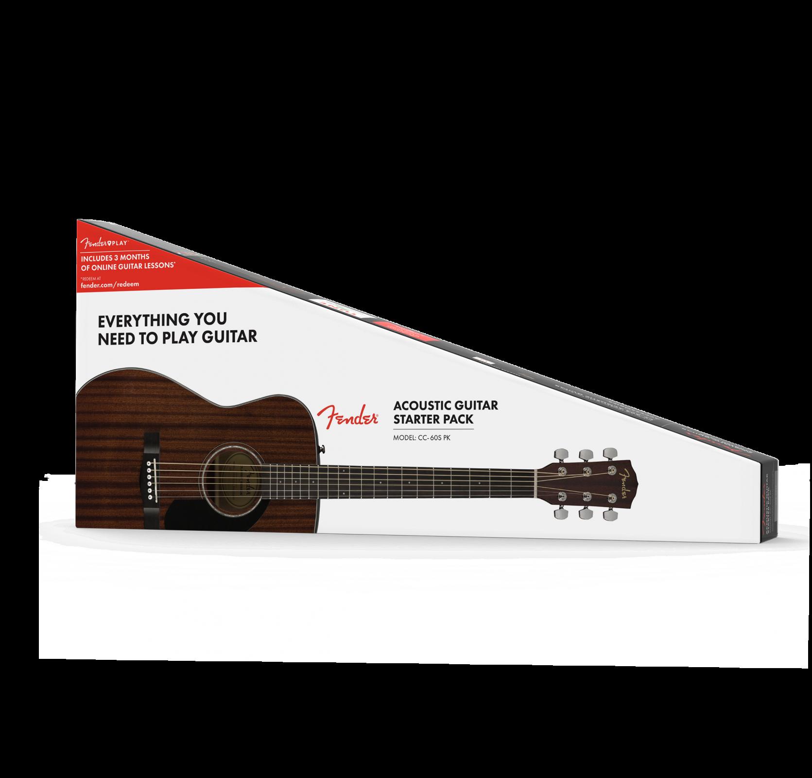Fender CC-60S Concert Pack v. 2