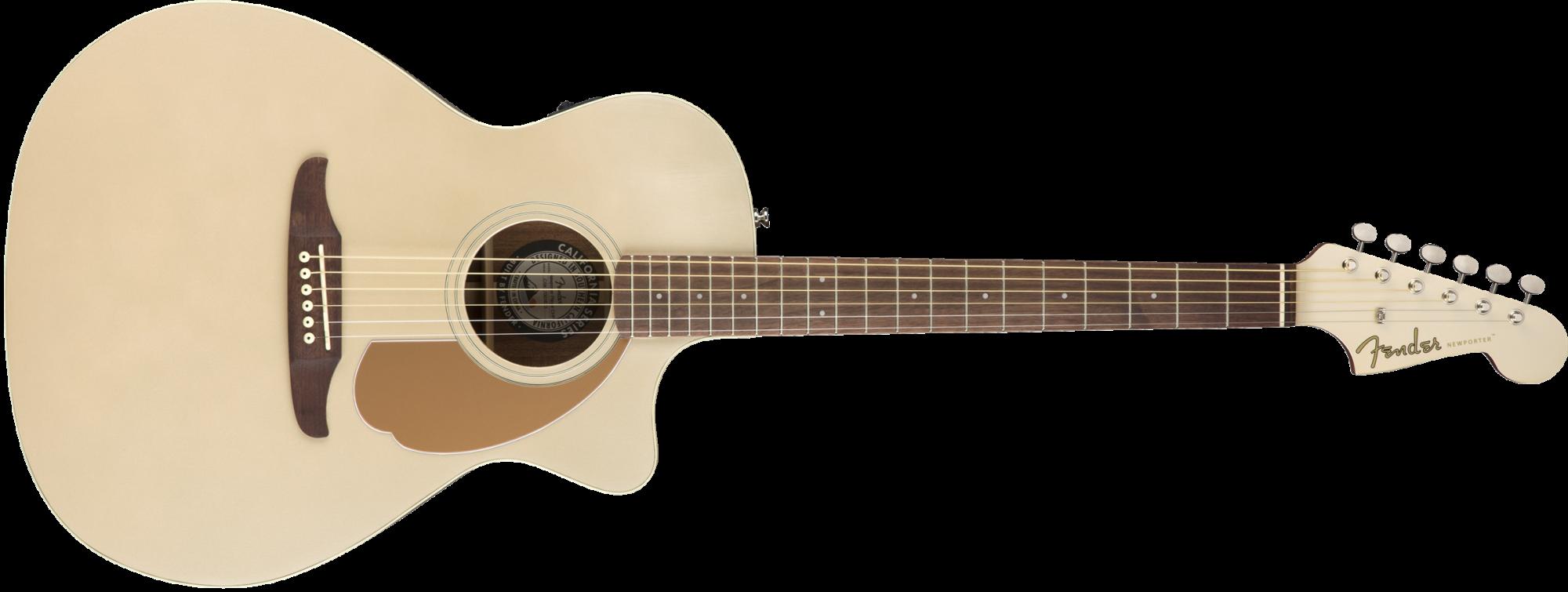 Fender Newporter Player, Walnut Fingerboard