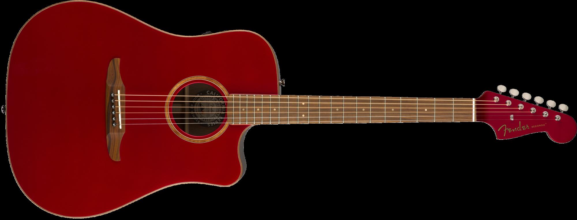 Fender Redondo Classic w/ Bag, Pau Ferro FB