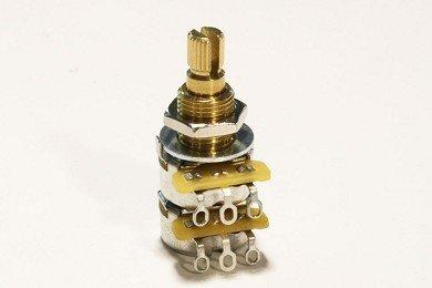 Allparts CTS 250K Balance/Blend Detent Linear Pot