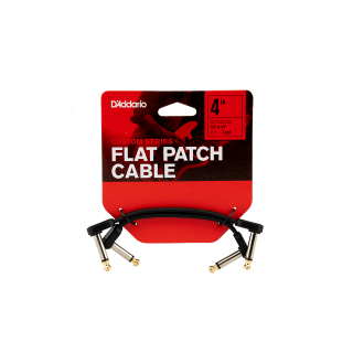 D'Addario Custom Series Flat Patch Cables