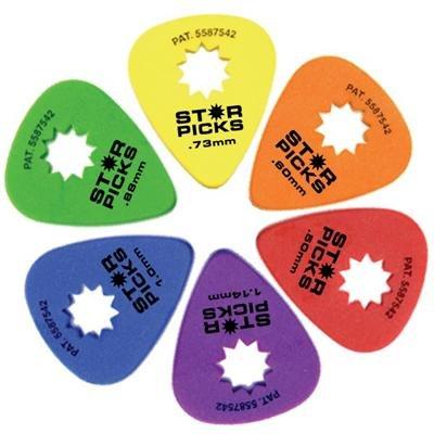 Star Picks Blister Packs, 12 pack