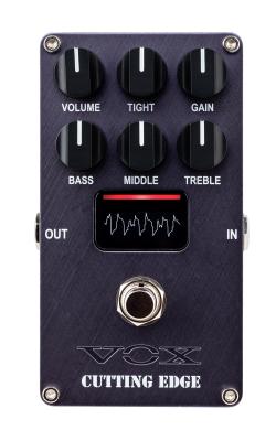 Vox Valvenergy Cutting Edge High Gain Pedal