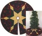 CC2005 Starflake Tree Skirt