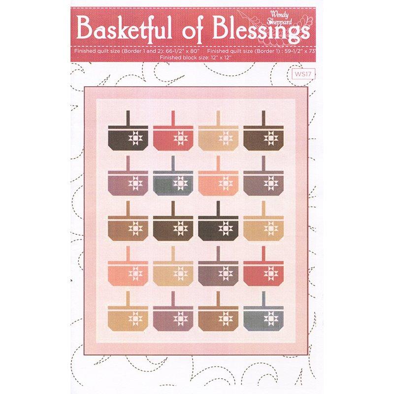 WS 17 Basketfull Of Blessings Wendy Sheppard