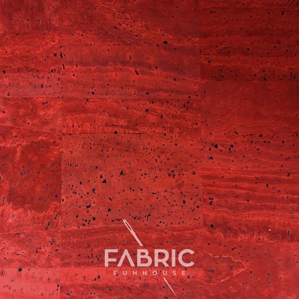 Surface Red Velvet Cork
