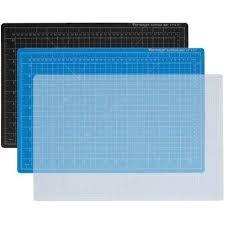 10670 Dahle Self-Healing 9 x 12 Black Cutting Mat