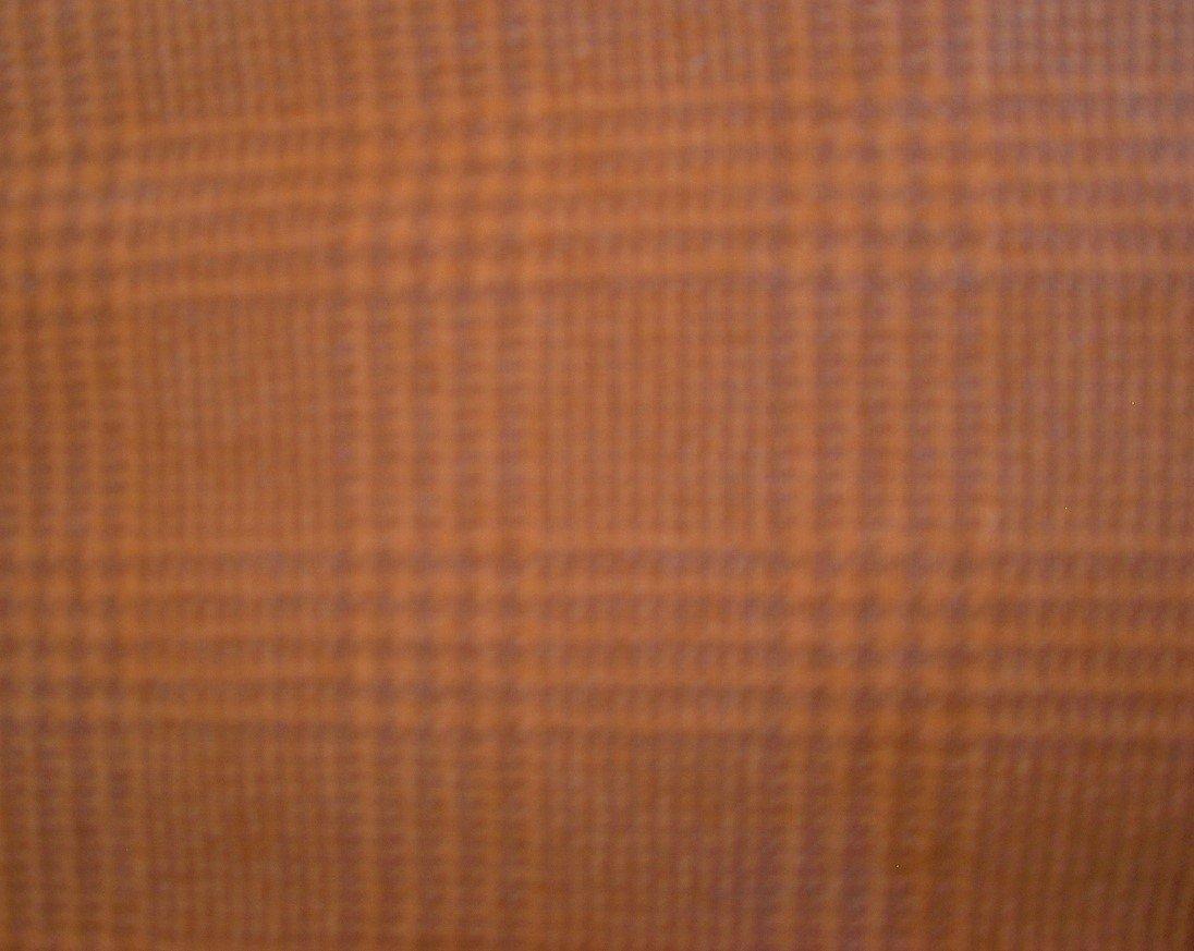 WDWGP-2233A Wool Fat Quarter Glen Plaid 16inx26in Butternut
