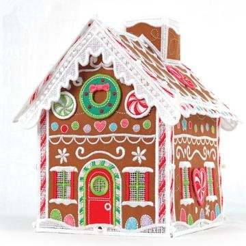 12512CD FSL Gingerbread House CD