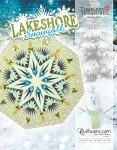 JNQ193P3 Lakeshore Snowfall by Quiltworx
