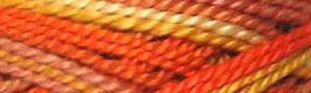 M7 Valdani Fall Leaves Variegated Pearl Cotton