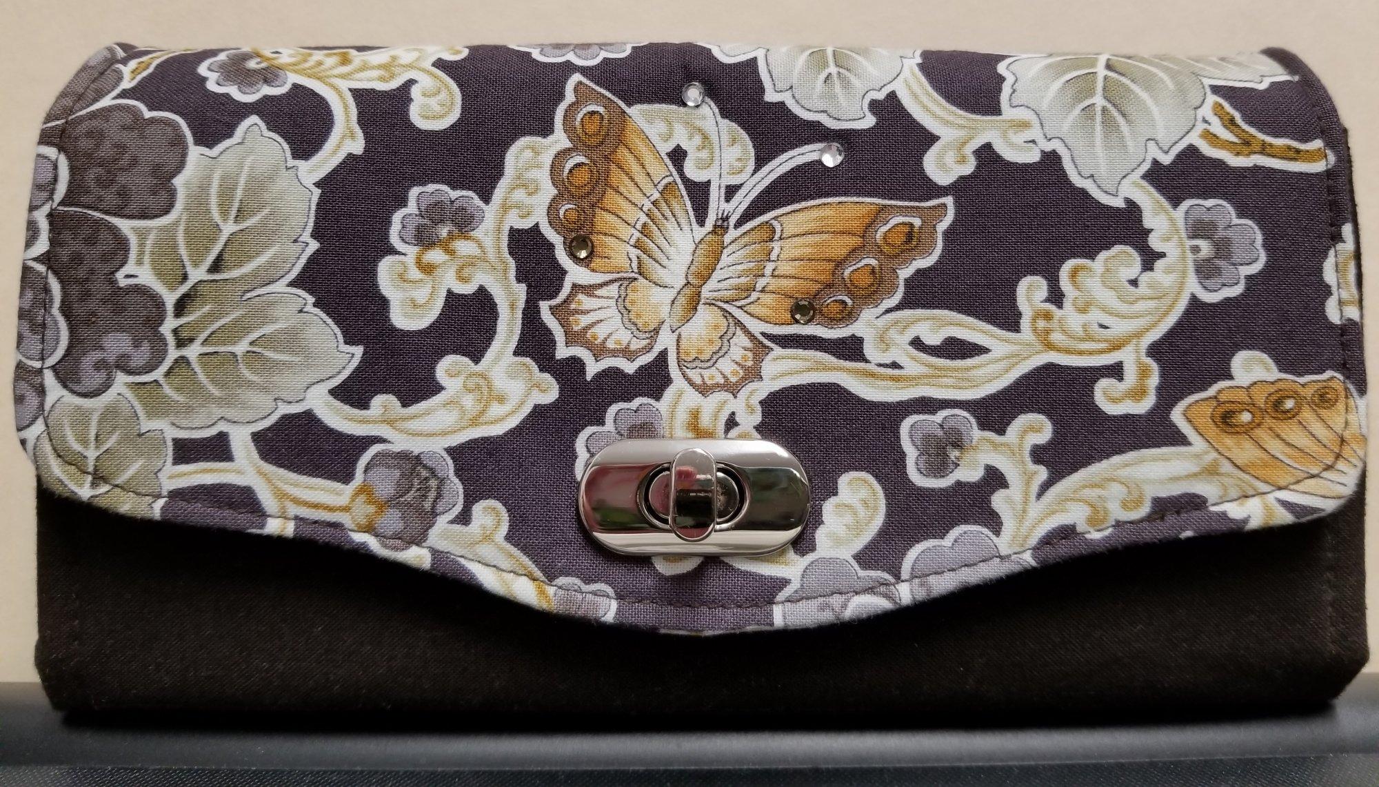 Custom Sewing - Necessary Wallet