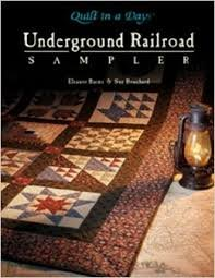PM All Underground Railroad Quilt - Block by Block